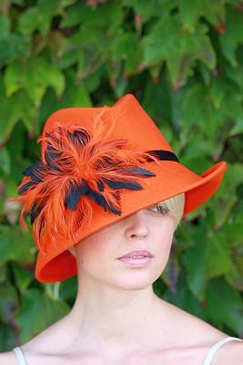 Autumn Queen Hat