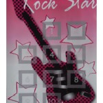 Rock Star Reward Chart