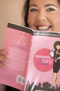 Johanna Baker-Dowdell Business & Baby on Board