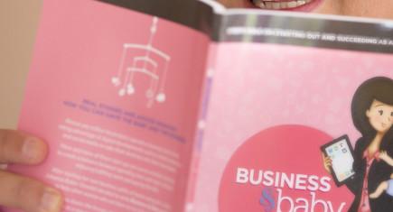 Johanna Baker-Dowdell Business & Baby on Board