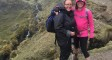 Johanna & Annalisa Day 1 trek