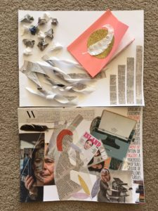 writing-collages